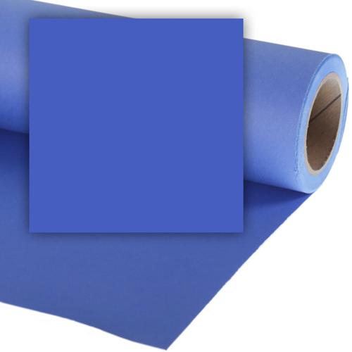 FONDALE IN CARTA 2,72 X 11 MT COLORAMA/BD CHROMAKEY BLUE