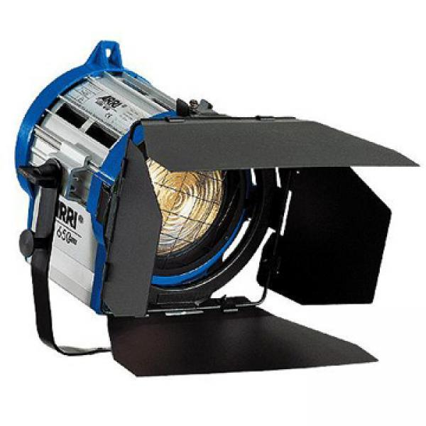 arri fresnel 650w daylight. Black Bedroom Furniture Sets. Home Design Ideas